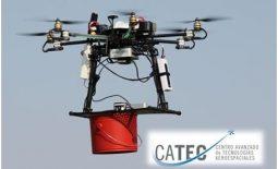 Celosía y soporte para electroimán para prototipo aeroespacial